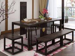 新中式茶室家具R-1648