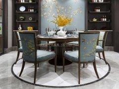 新中式餐桌椅R-1866