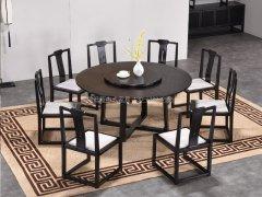 新中式餐桌椅RJ-BL-1868