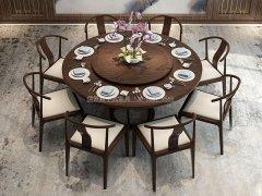 新中式餐桌椅RJ-BL-1867