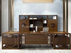 新中式书房家具R-1754