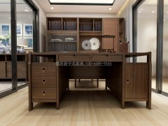 新中式书房家具R-1755