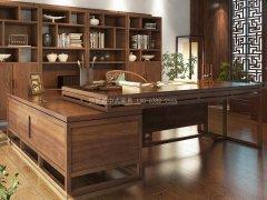 新中式书房家具R-1751