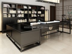 新中式书房家具R-1759