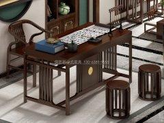 新中式书房家具R-1765