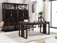 新中式书房家具R-1766