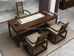 新中式书房家具R-1769