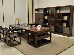 新中式书房家具R-1775