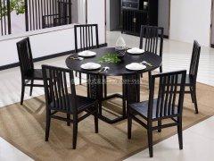 新中式餐桌椅R-1869