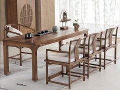 新中式茶室家具R-1871