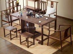 新中式茶室家具R-1872