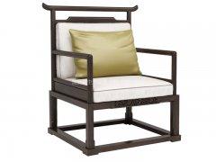 新中式书椅R-1876