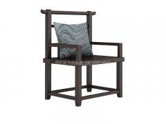 新中式书椅R-1877