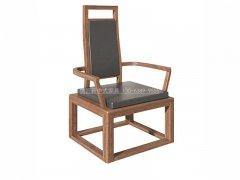 新中式书椅R-1884