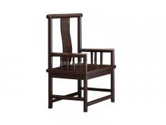 新中式书椅R-1888