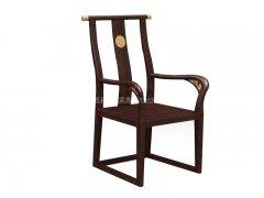 新中式书椅R-1891