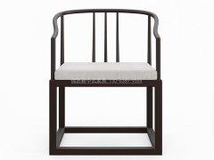 新中式书椅R-1898