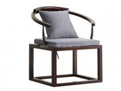 新中式书椅R-1905