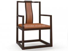 新中式书椅R-1909
