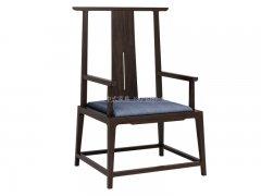 新中式书椅R-1914