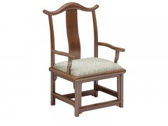 新中式书椅R-1921