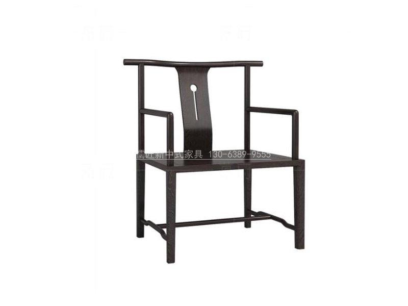 新中式书椅