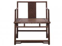 新中式书椅R-1927