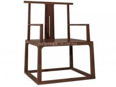 新中式书椅R-1934