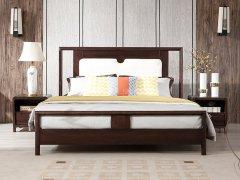 新中式卧室家具组合R-1958