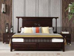 新中式卧室家具组合R-1956