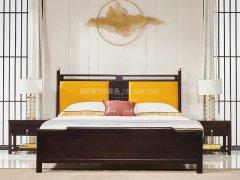 新中式卧室家具组合R-1960