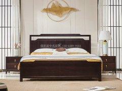 新中式卧室家具组合R-1961
