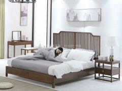 新中式卧室家具组合R-1963