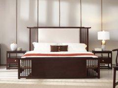 新中式卧室家具组合R-1964