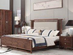 新中式卧室家具组合R-1965