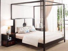新中式卧室家具组合R-1966