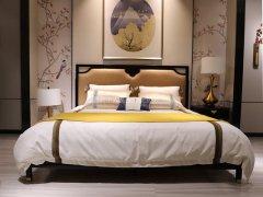 新中式卧室家具组合R-1970