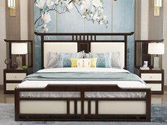 新中式卧室家具组合R-1971