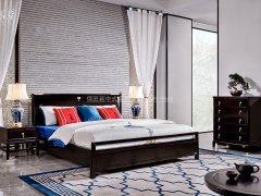新中式卧室家具组合R-1977