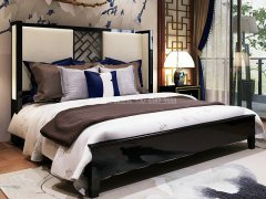 新中式卧室家具组合R-1974