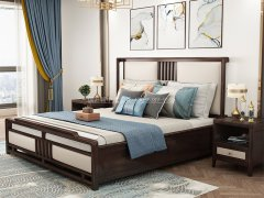 新中式卧室家具组合R-1978