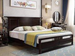 新中式卧室家具组合R-1979