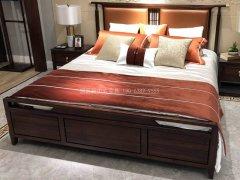 新中式卧室家具组合R-1952