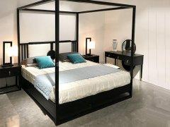 新中式卧室家具组合R-1953