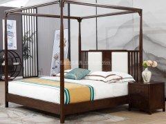 新中式卧室家具组合R-1955