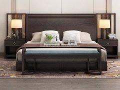新中式卧室家具组合R-1980
