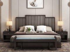 新中式卧室家具组合R-1986