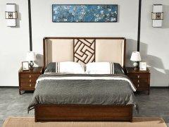 新中式卧室家具组合R-1988