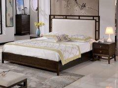 新中式卧室家具组合R-1989