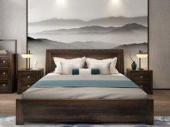 新中式卧室家具组合R-1997